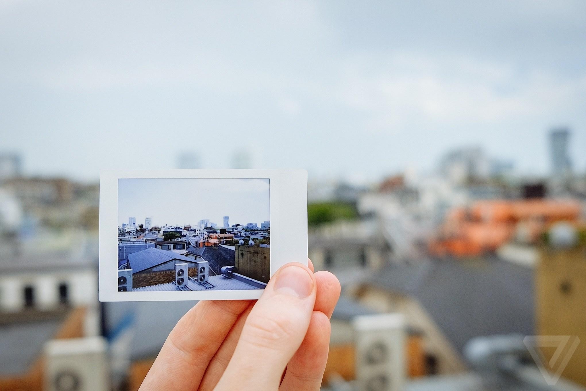 Qualité Fujifilm Instax Mini 90