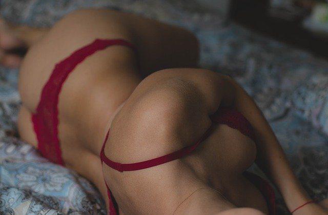 lingerie très sexy