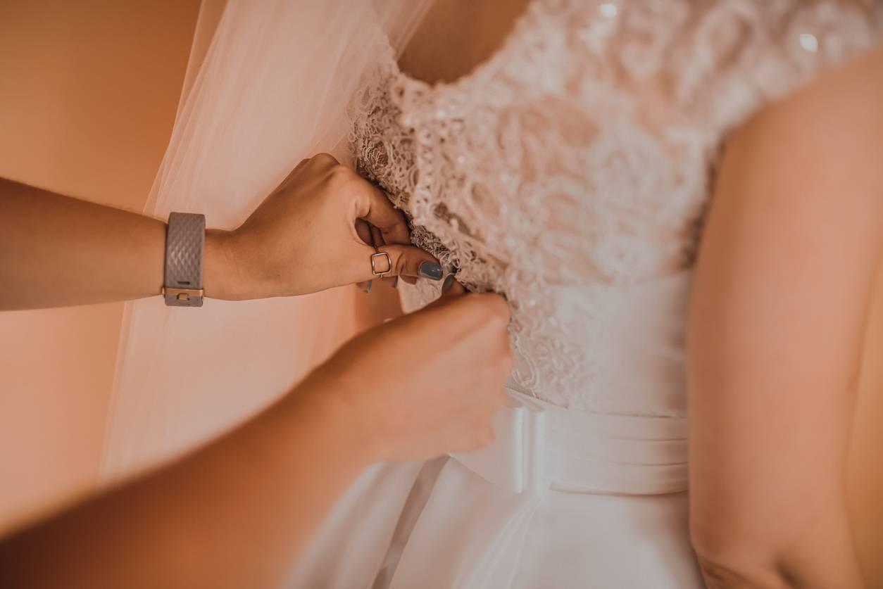 témoin mariée